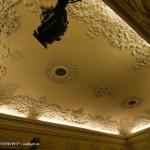 Плафон Театрального зала в особняке Д. Е. Бенардаки