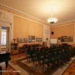 Зал в особняке Д. Е. Бенардаки