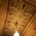 Плафон комнаты в особняке Д. Е. Бенардаки