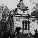 Часовня св. Блаженной Ксении Петербургской на Смоленском кладбище