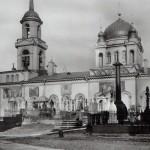 Церковь Благовещения Пресвятой Богородицы на Волковском кладбище