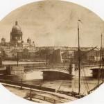 Вид на Николаевский мост и Исаакиеский собор