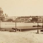 Английская набережная и Николаевский мост