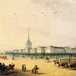 Вид на Адмиралтейство