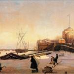 Зима. Петербургский вид