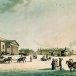 Большой императорский театр в Петербурге