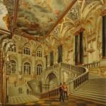 Парадная лестница в Зимнем дворце