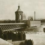 Похоронная процессия Императора Николая I на Благовещенском мосту