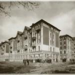 Товарищество по борьбе с жилищной нуждой. Жильцы нового дома