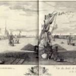 Проспект в верх по Неве реке от Адмиралтейства и Академии Наук к востоку