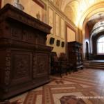 Зал музея СПбГХПА