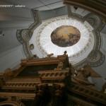 Плафон купола церкви в Михайловском (Инженерном) замке