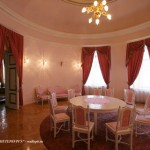 Зал в Доме военного министра