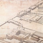Аксонометрический план Санкт-Петербурга