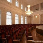 Театральный зал в Николаевском дворце