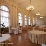Столовый зал в Николаевском дворце