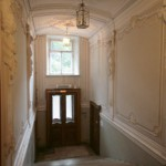 Служебный вестибюль в Николаевском дворце