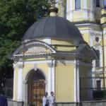 Часовня Владимирского собора