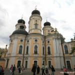 Владимирский собор со стороны двора