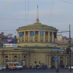 Вестибюль ст. м. Площадь Восстания
